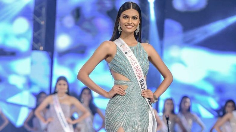 Rajasthan Girl Suman Rao Crowned Miss India 2019 See Complete Winners List Here Lifestyle News India Tv