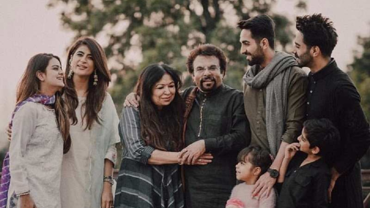 Ayushmann Khurrana's family reacted in this way after learning ...