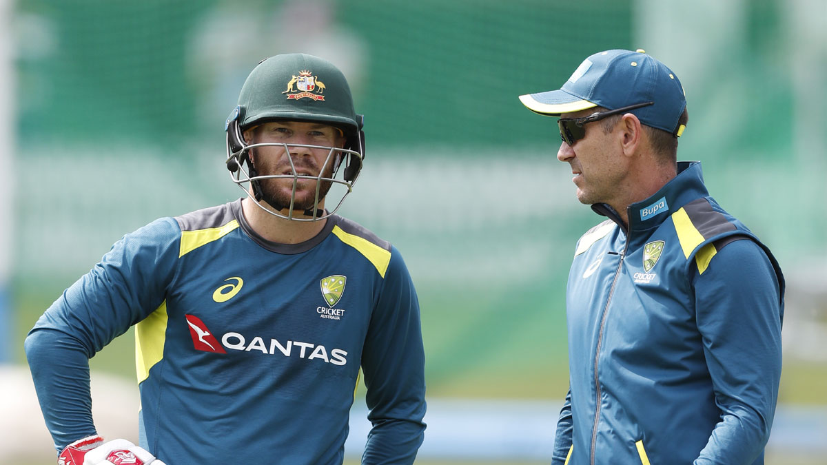 Ashes | Justin Langer hoping David Warner will return to form in Lord's  Test | Cricket News – India TV