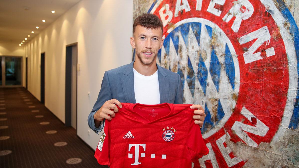 Dieter Hecking Percaya Ivan Perisic bakal Cemerlang di Bayern Munich