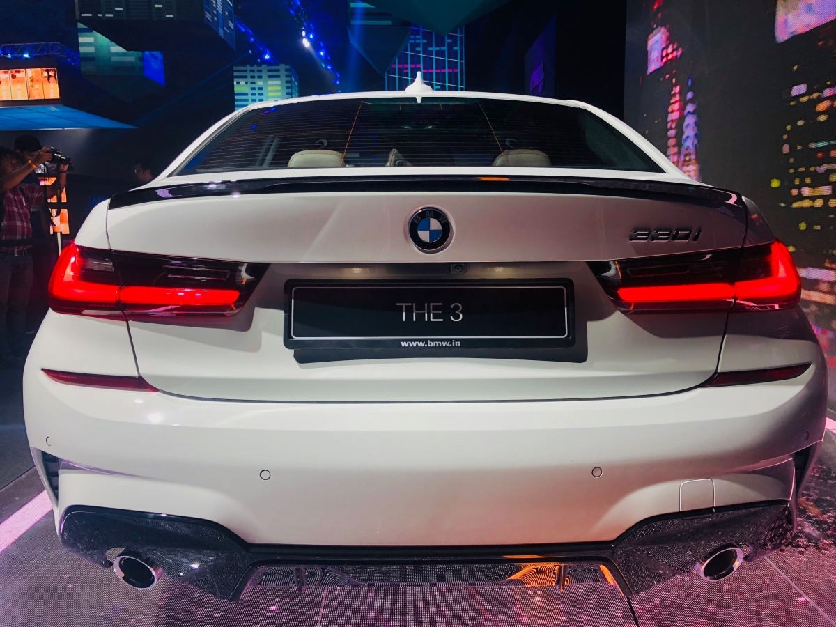 Bmw 3 Series All New Bimmer Launched In India Price Starts At Rs 41 40 Lakhs Check Details Cars News India Tv