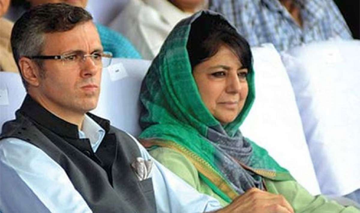 Latest News Mehbooba Mufti, Omar Abdullah reject offer to end their  detention over Article 370 | India News – India TV