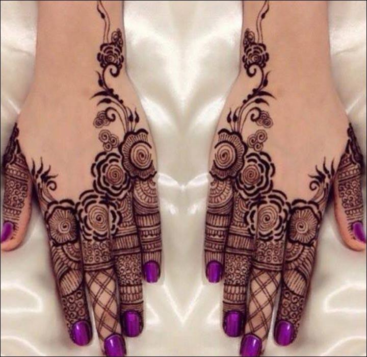 Raksha Bandhan 2019 Trendy Mehendi Mehndi Designs And Tips For Beautiful Hands Books News India Tv