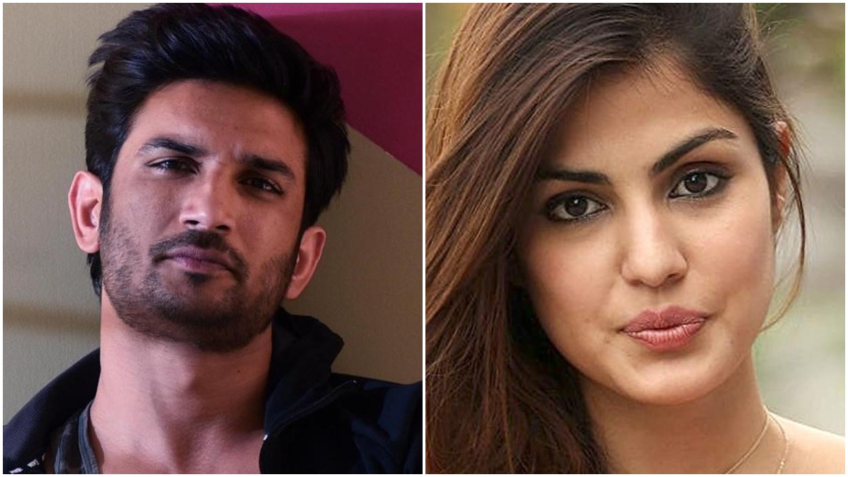 Why Is Sushant Singh Rajput In Hurry To Marry Girlfriend Rhea