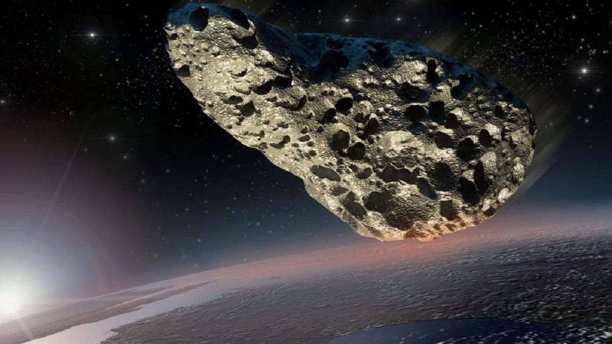 धरती के करीब पहुंचने वाला विशाल क्षुद्रग्रह लाखों लोगों को मार सकता है ...