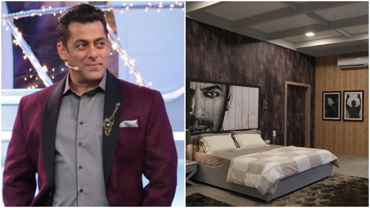 Bigg Boss 13 Here S How Salman Khan S Chalet Looks This Season Pics Tv News India Tv