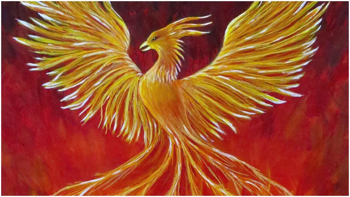 Vastu Tips: Painting of Phoenix bird brings positive results in ...