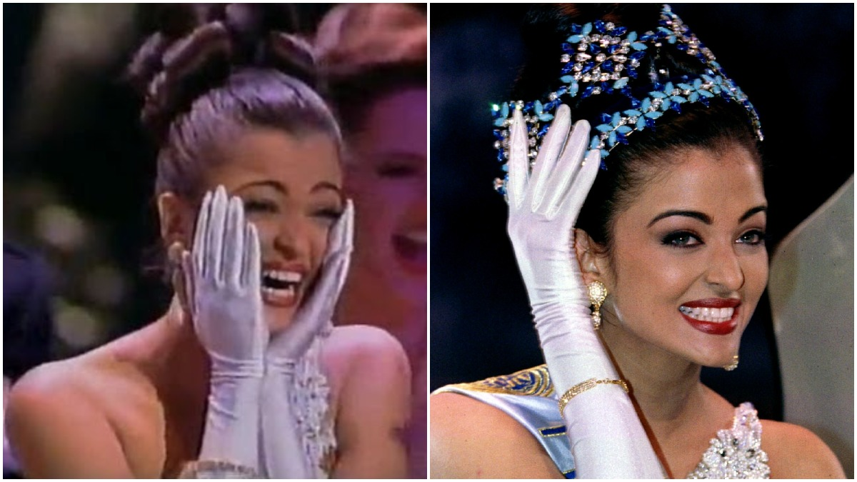Aishwarya Rai's crowning moment as Miss World 1994 is the best thing to  watch on her birthday | Celebrities News – India TV