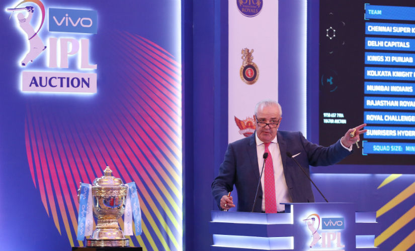 IPL 2020 auction to be held on December 19 in Kolkata | Cricket News – India TV