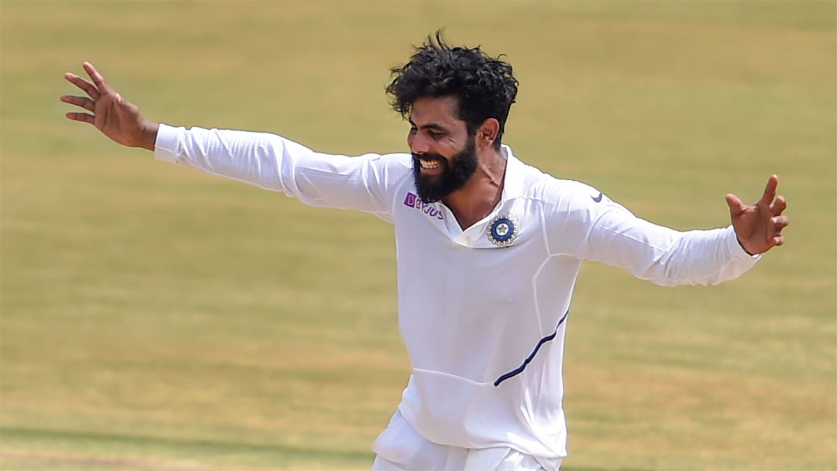 No turn, but results aplenty: Ravindra Jadeja continues to grow in stature | Cricket News – India TV