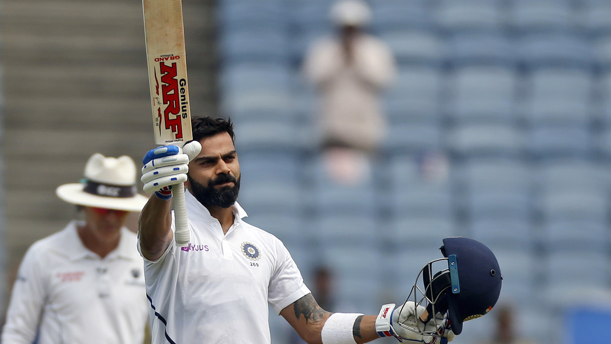 Virat Kohli is the ultimate captain, he leads by example: Brian ...