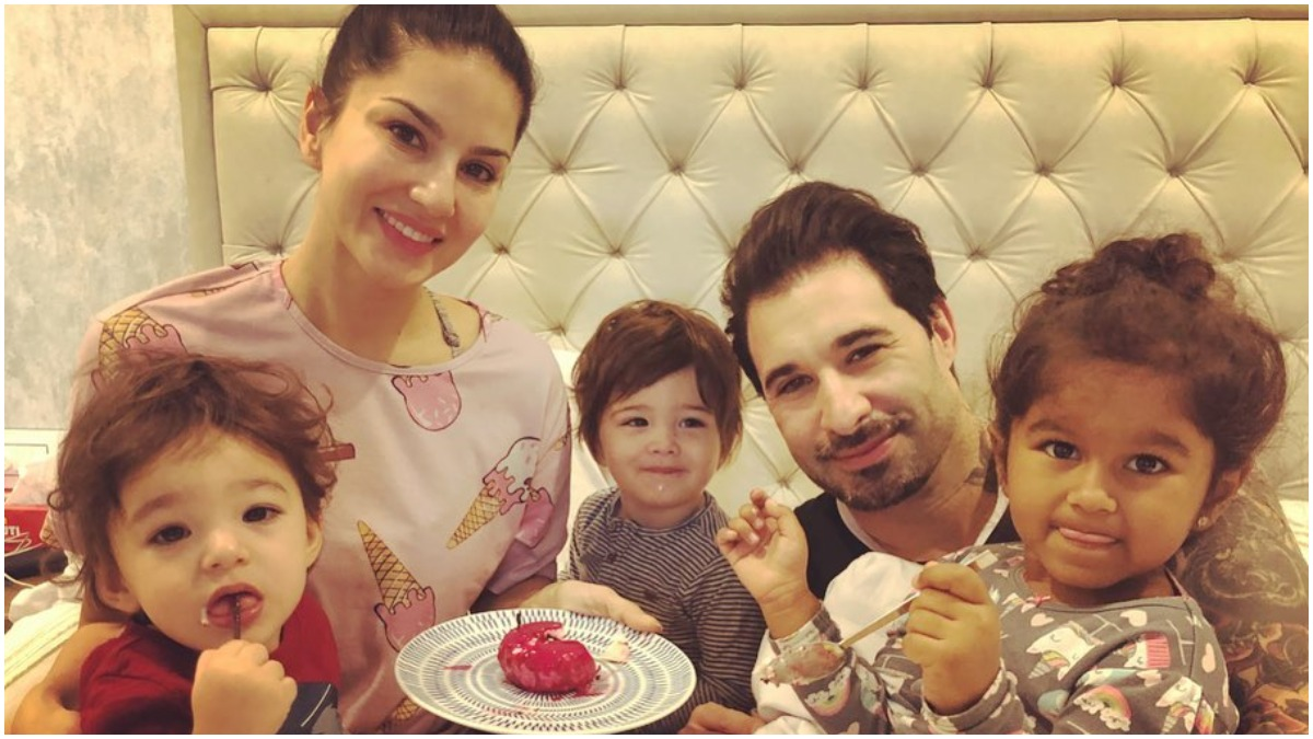 Sunny Leone wishes happy birthday to husband Daniel Weber, see pics from  the celebration | Celebrities News – India TV