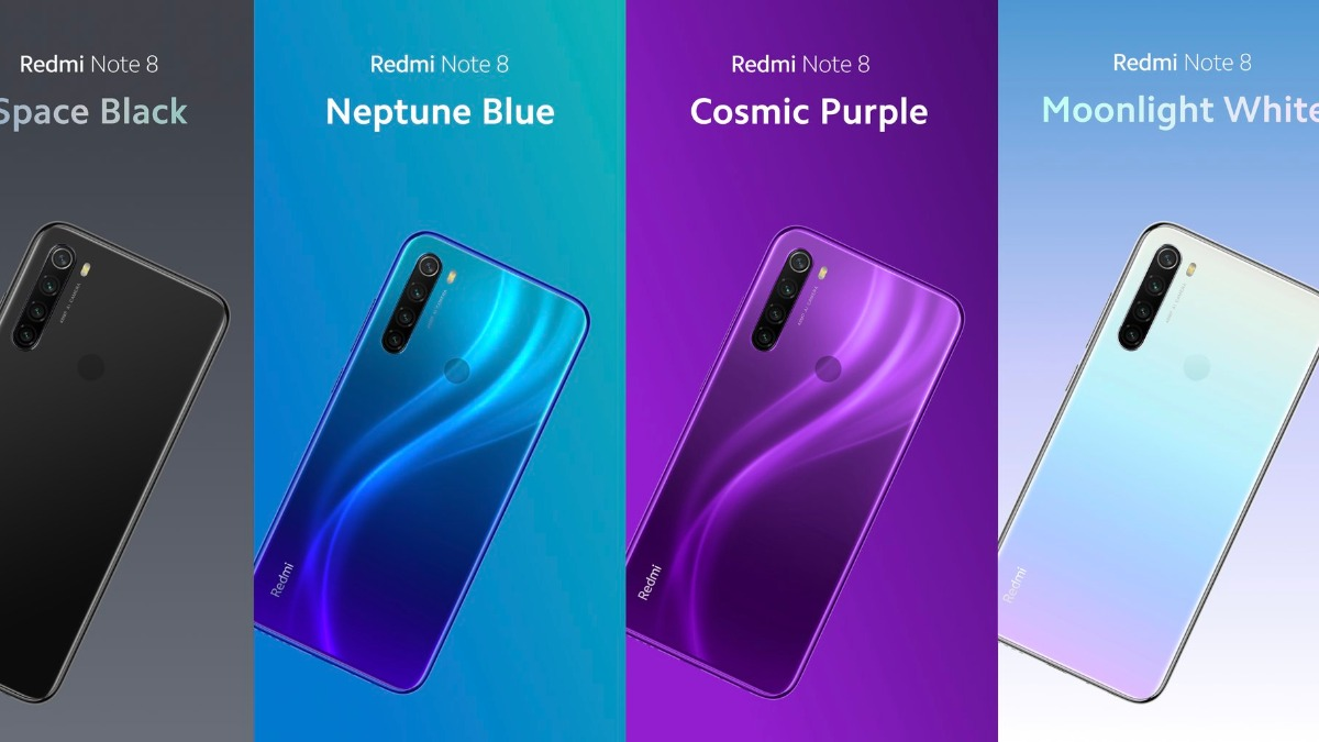 Redmi Note 8 Series Phones With Quad Camera Setup Launched In India Gadgets News India Tv