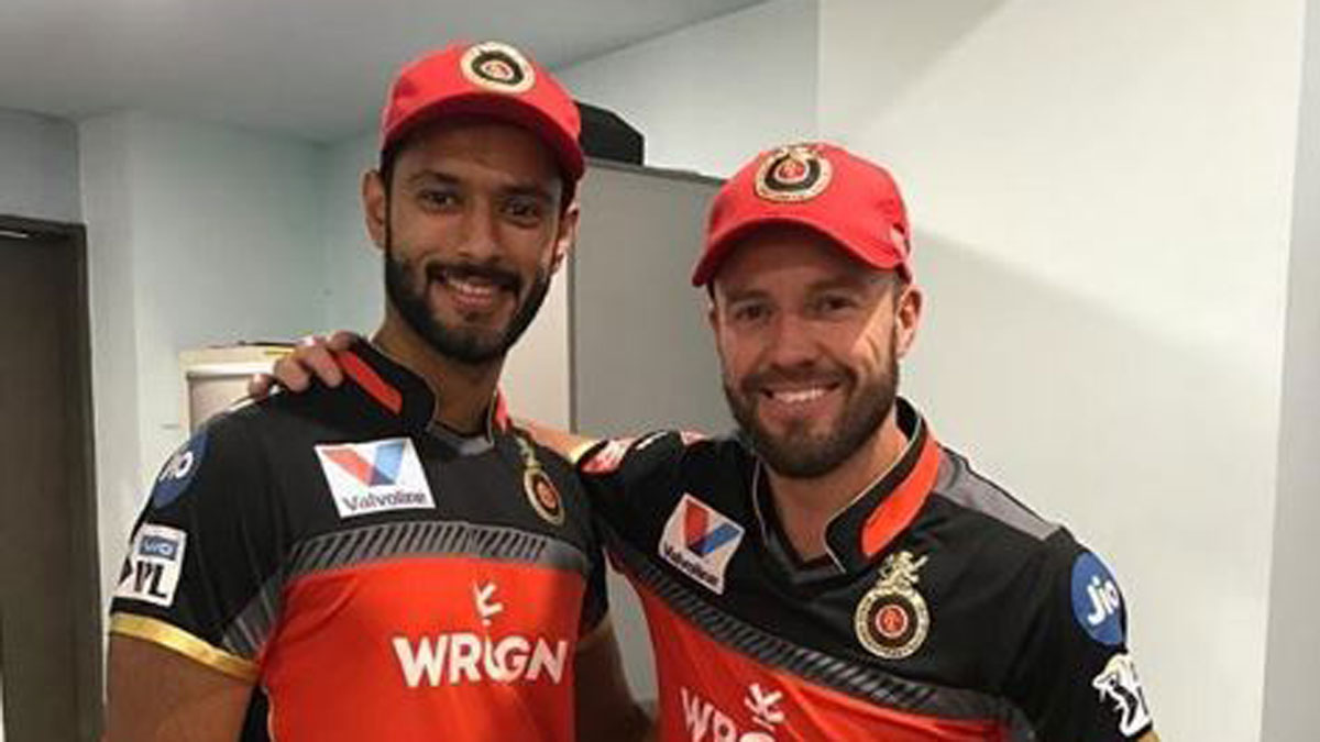 Sharing dressing room with Virat Kohli and AB De Villiers big ...