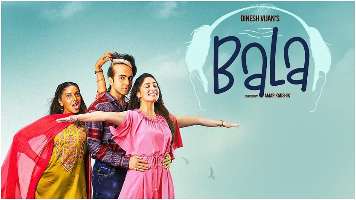 Bala Star Cast Trailer Release Date Box Office Where To Watch Download And Book Ticket Online Bollywood News India Tv