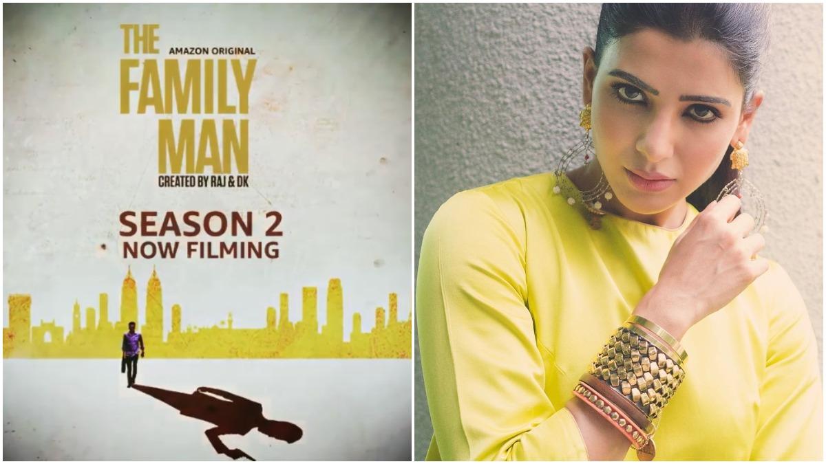 Manoj Bajpayee starrer 'The Family Man' season 2 shooting begins. Samantha  Akkineni to make digital debut   Web-series News – India TV