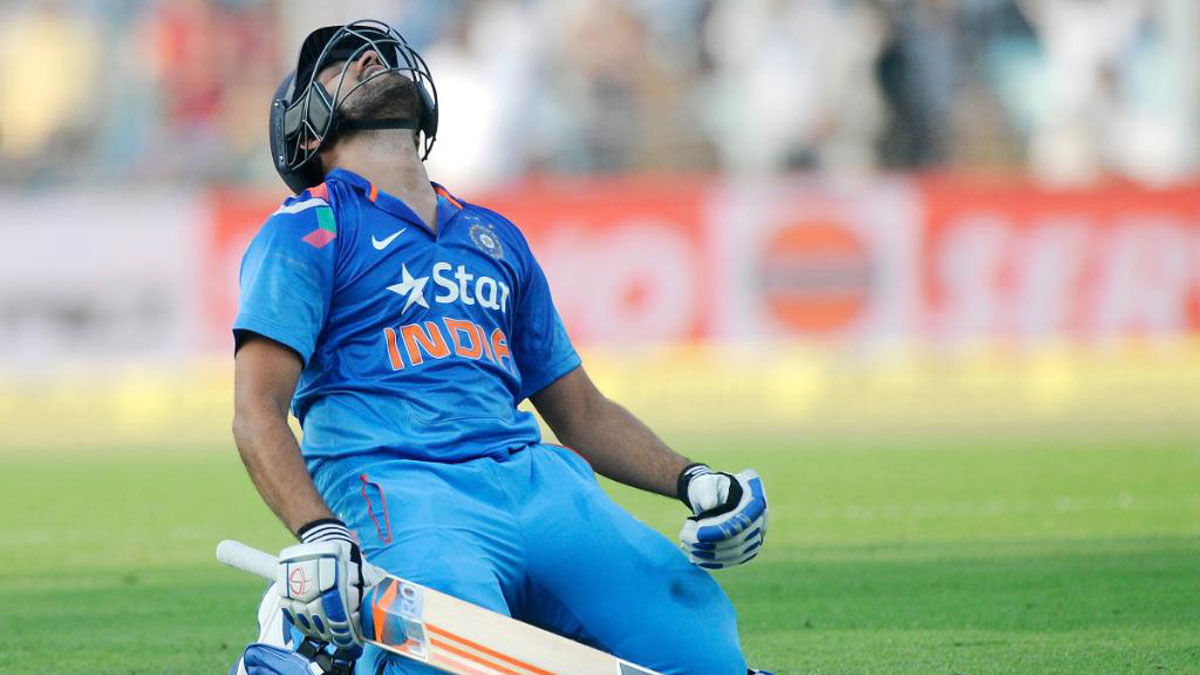 this day that year when rohit sharma recorded the highest ever score in odis cricket news india tv when rohit sharma recorded the highest