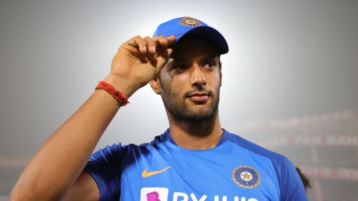 India vs Bangladesh: Hard-hitting all-rounder Shivam Dube makes ...