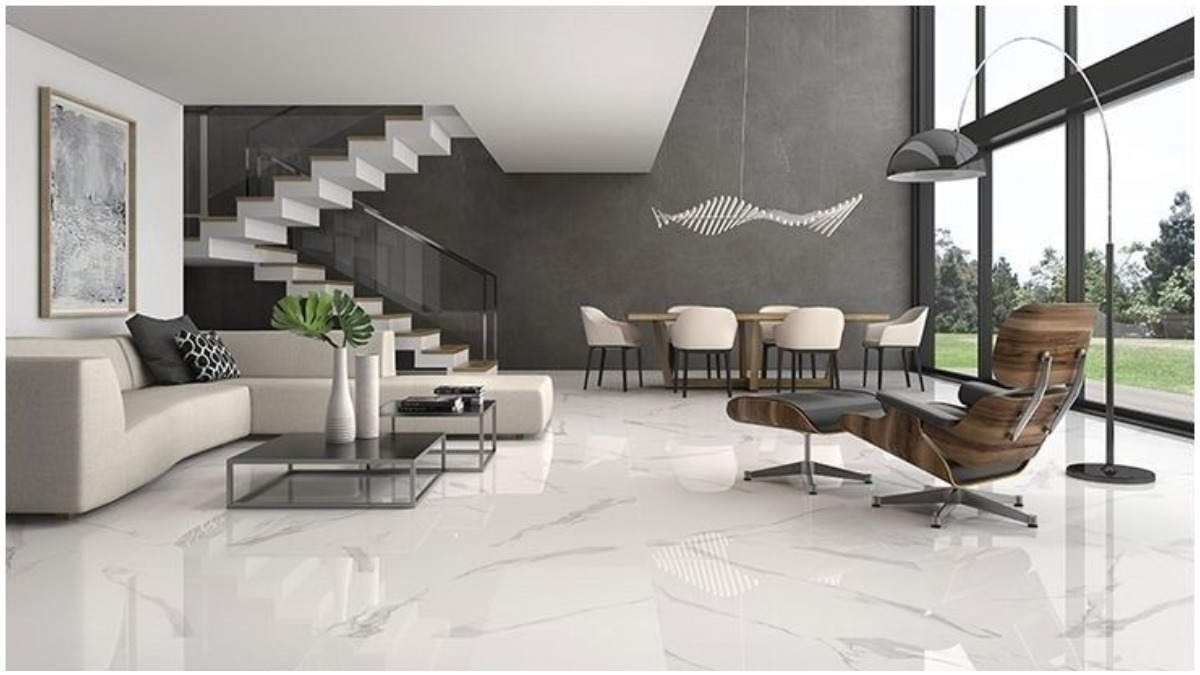 Vastu Tips White Marble Flooring Should Be Used If Colour Of Wall Is Dark Know Why Astrology News India Tv