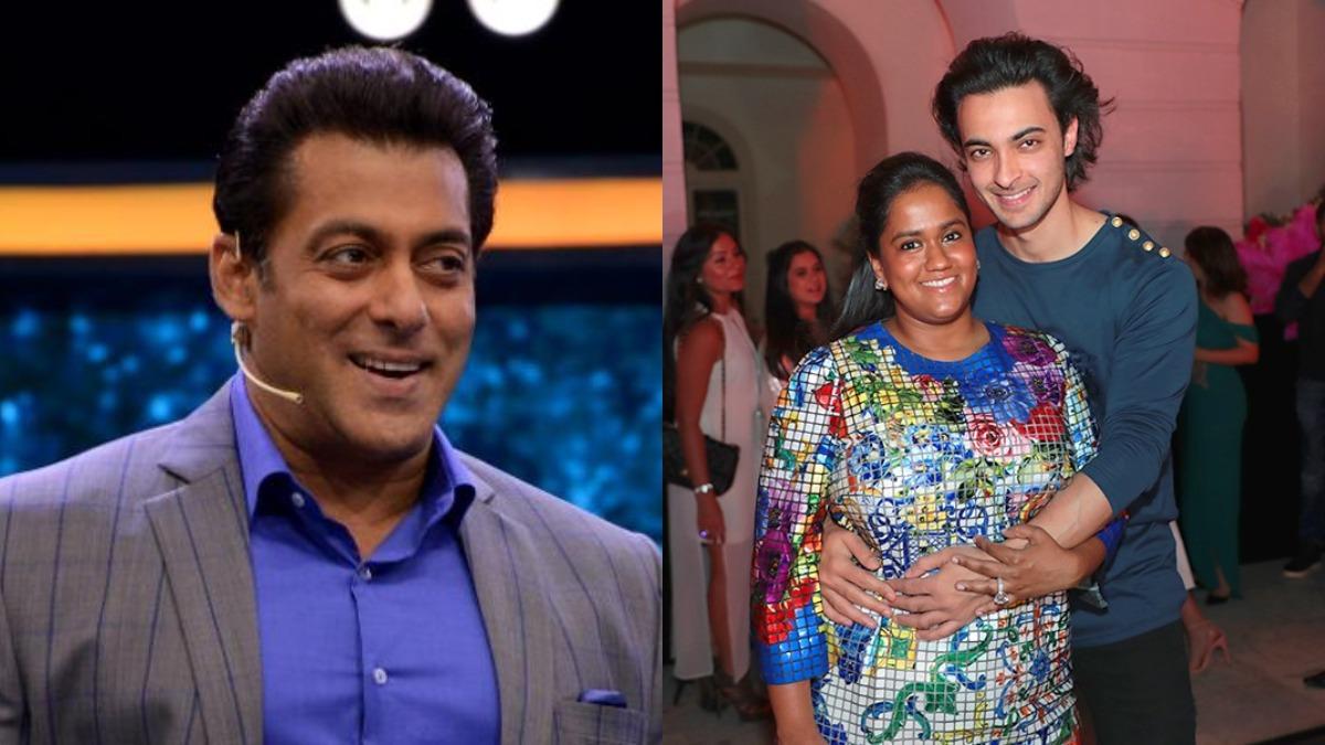 Arpita Khan, Aayush Sharma welcome baby girl on Salman Khan's ...