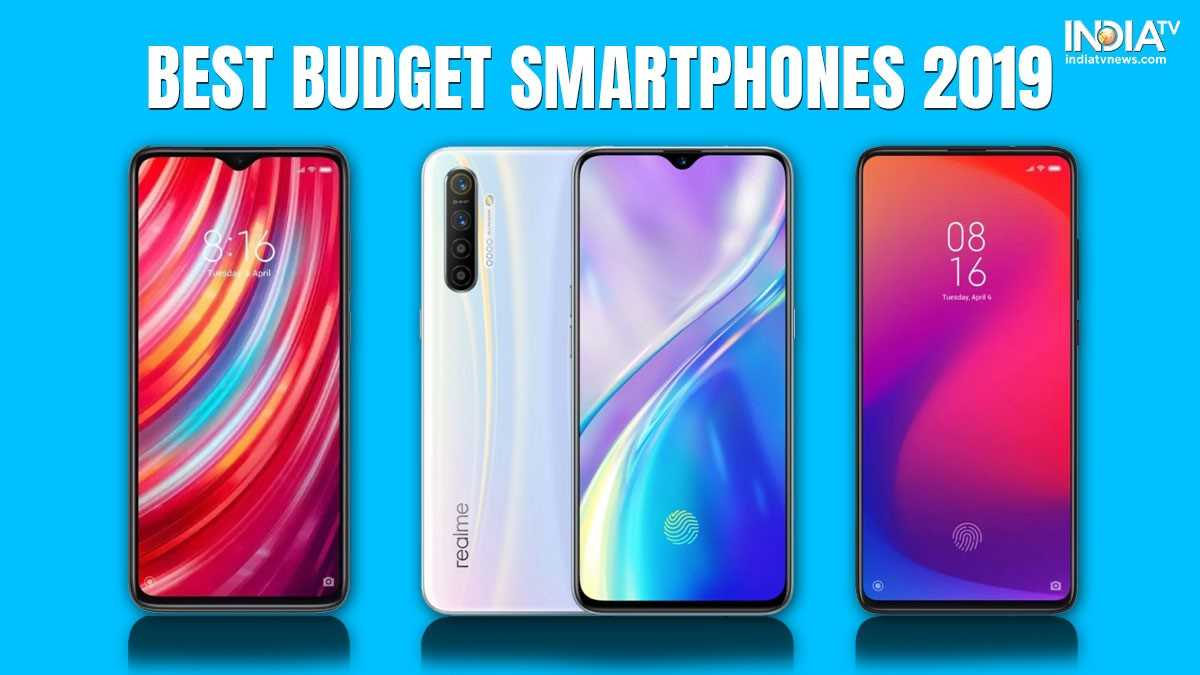 Here Is The List Of Best Budget Smartphones Of 2019 Redmi Note 8 Realme X2 And More Technology News India Tv