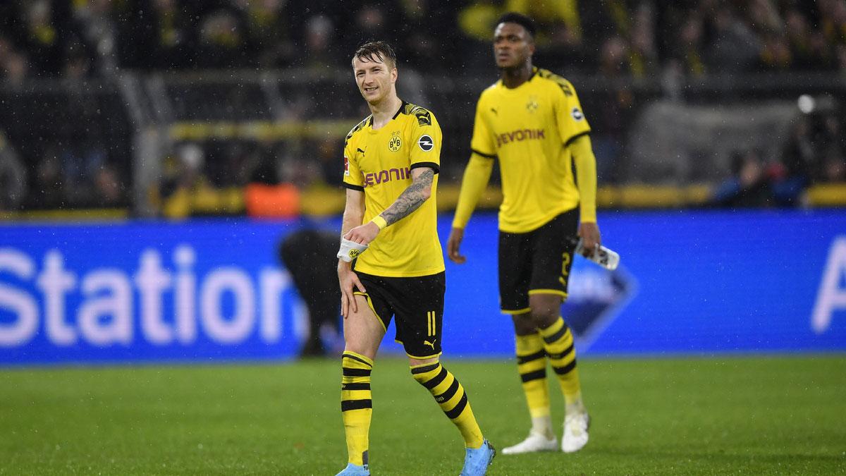 Borussia Dortmund S Stadium To Become Covid 19 Treatment Center Football News India Tv