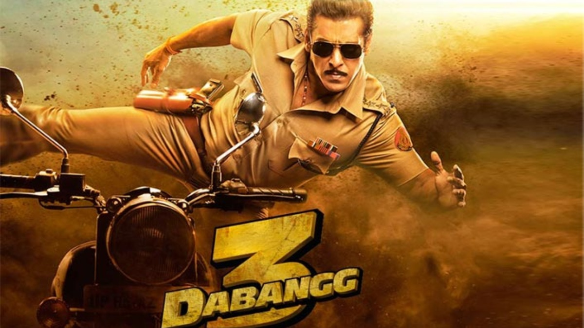 Dabangg 3 Movie: Release Date, Star cast, Movie Posters, Trailer ...