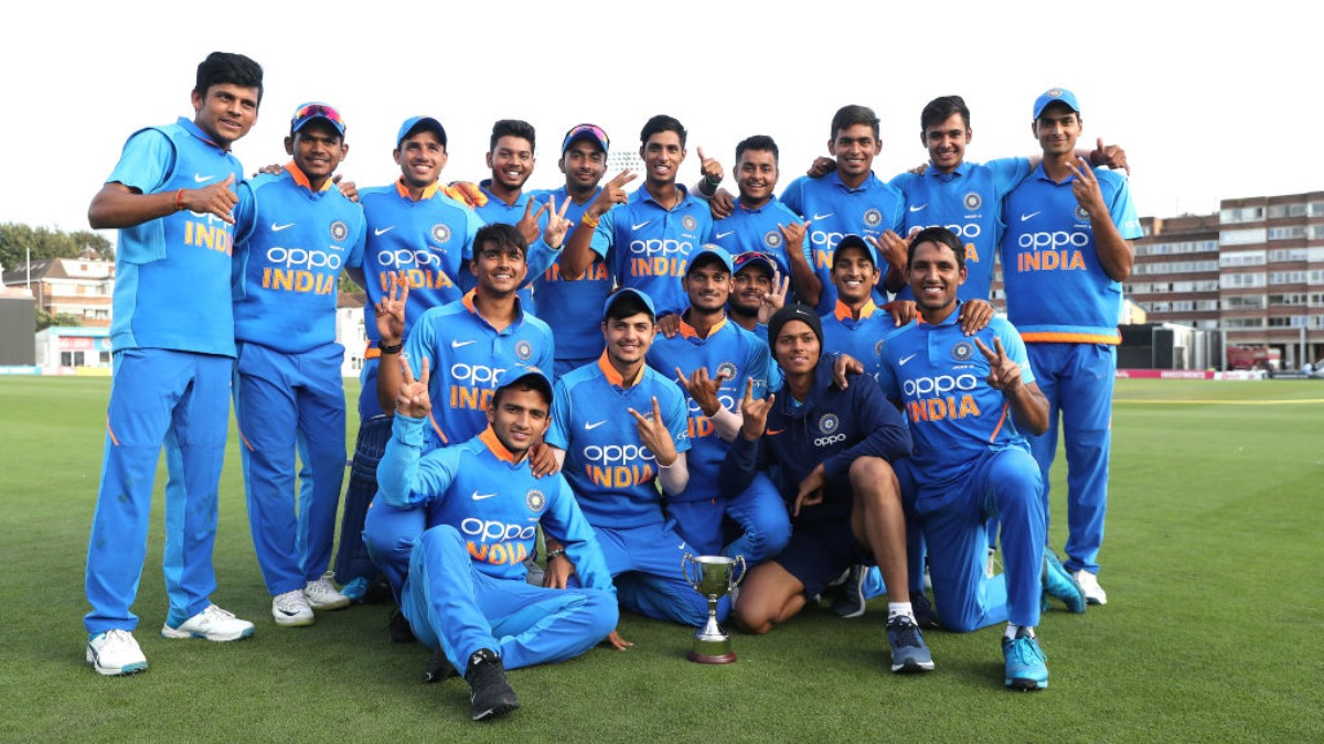 Team India's squad for 2020 U-19 World Cup announced, Priyam Garg to lead |  Cricket News – India TV