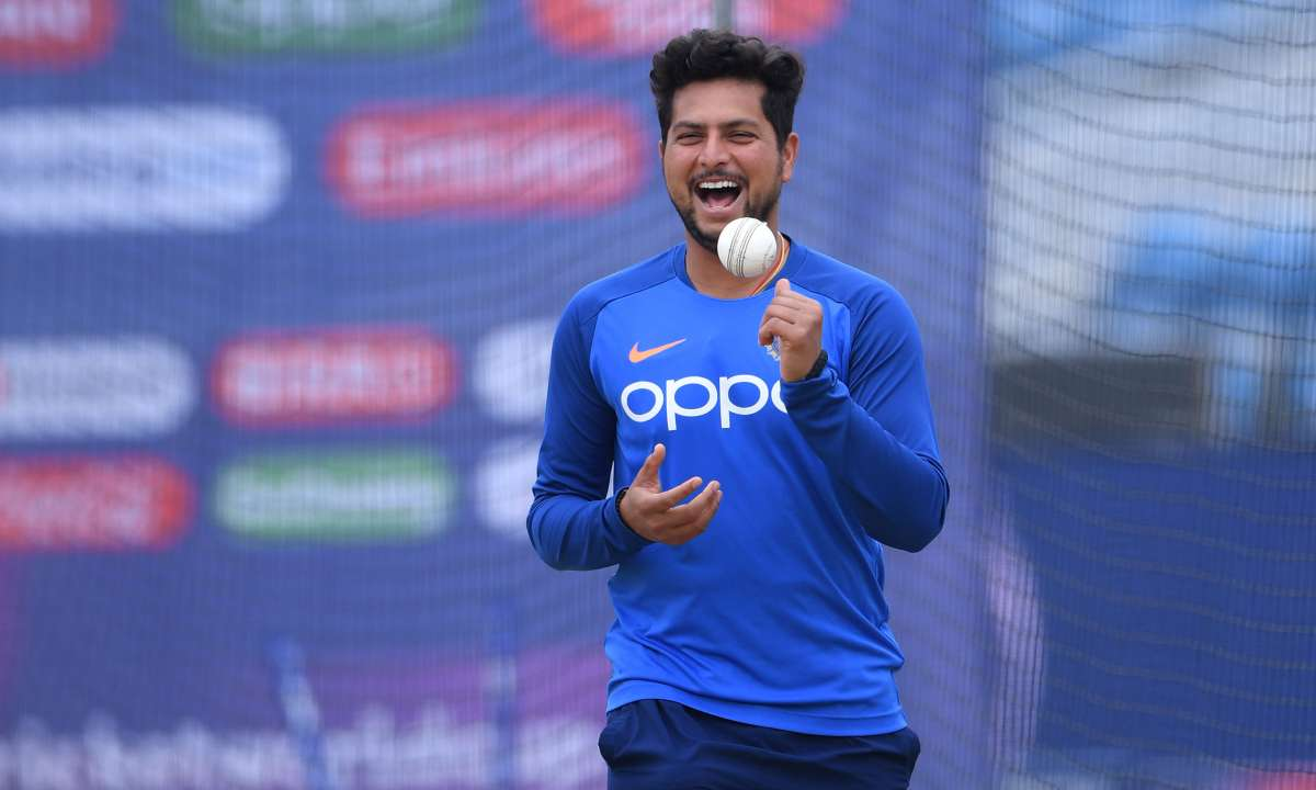 Bowling four hours in nets, trying to get rid of the habit of using saliva:  Kuldeep Yadav | Cricket News – India TV