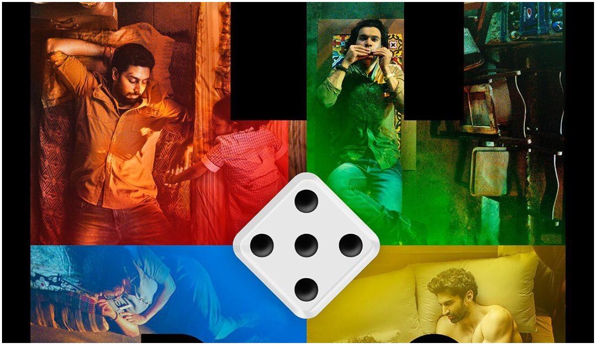 Anurag Basu directorial Ludo's first poster out   Bollywood News – India TV