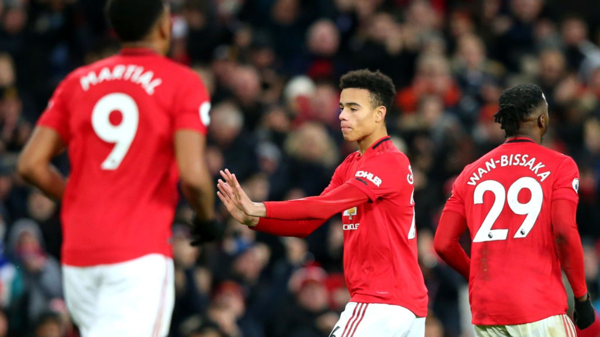 Premier League Mason Greenwood Rescues Manchester United To Seal 1 1 Draw Against Everton Football News India Tv