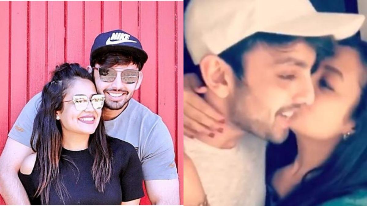 Is Neha Kakkar S Ex Boyfriend Himansh Kohli Planning To Patch Up On Christmas Celebrities News India Tv