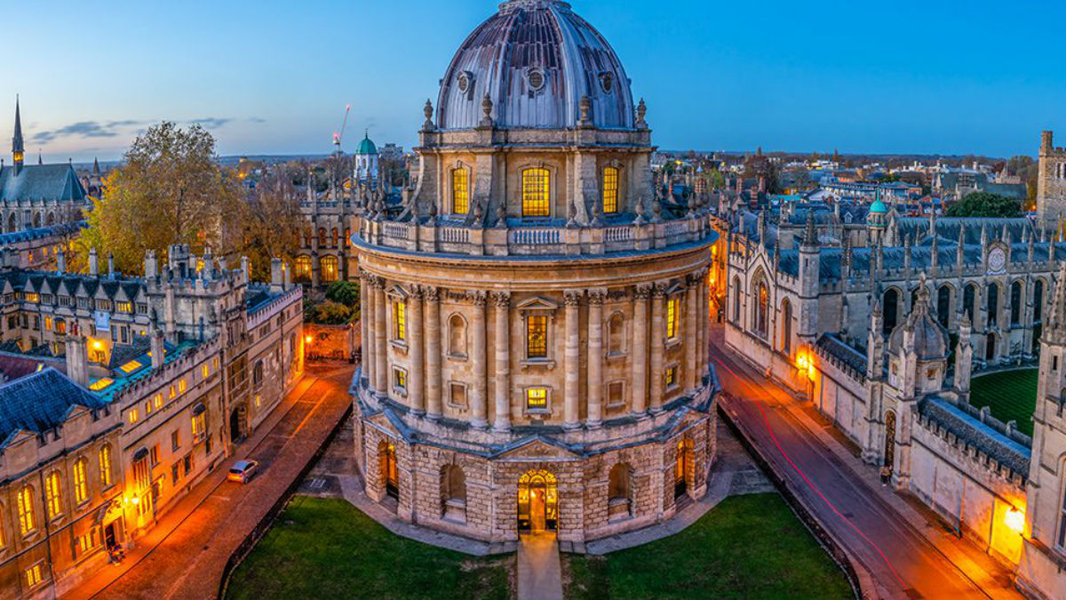 Oxford University tops Forbes' list of World's Best Universities ...