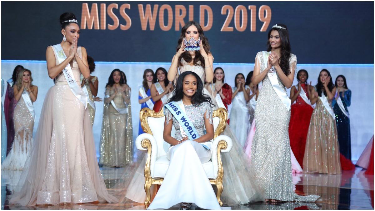 Miss World 2019 Is Jamaican Beauty Toni Ann Singh India S Suman Rao Finishes Third Fashion News India Tv