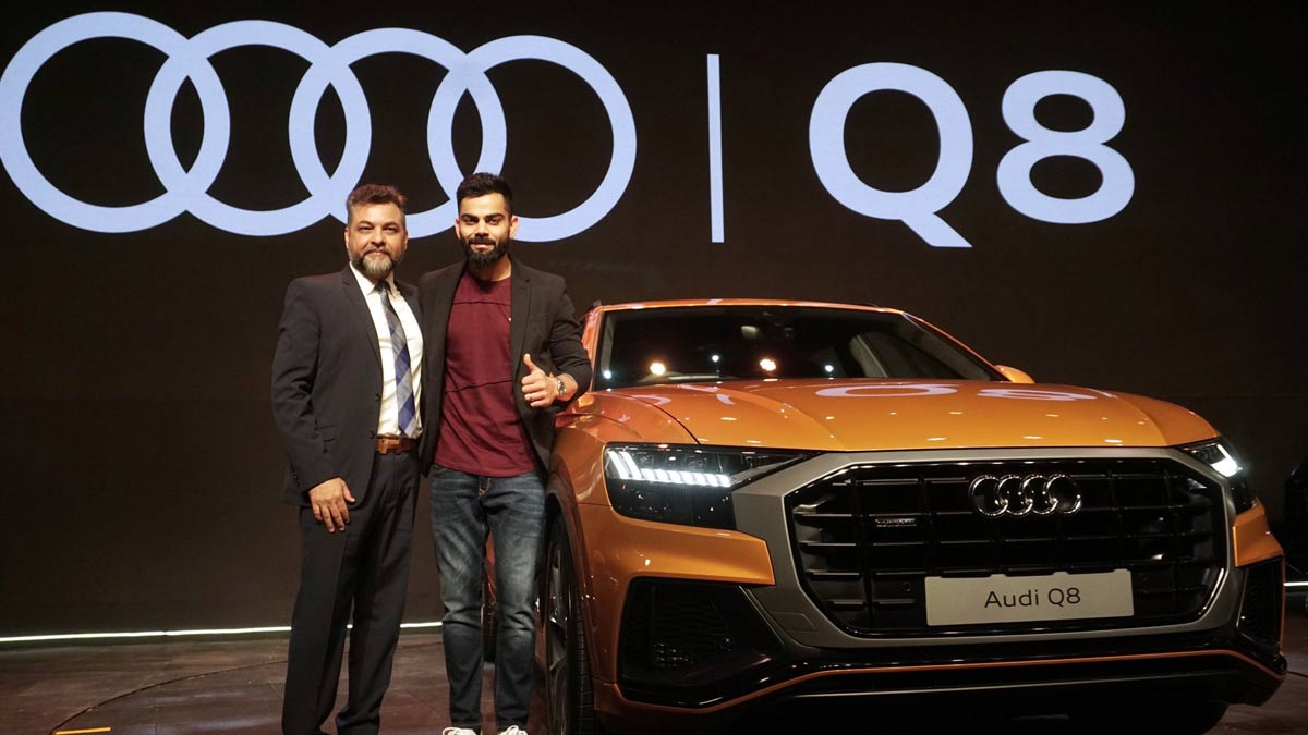 Audi Launches Crossover Suv Q8 In India Price Features Specifications Other Important Details Audi News India Tv
