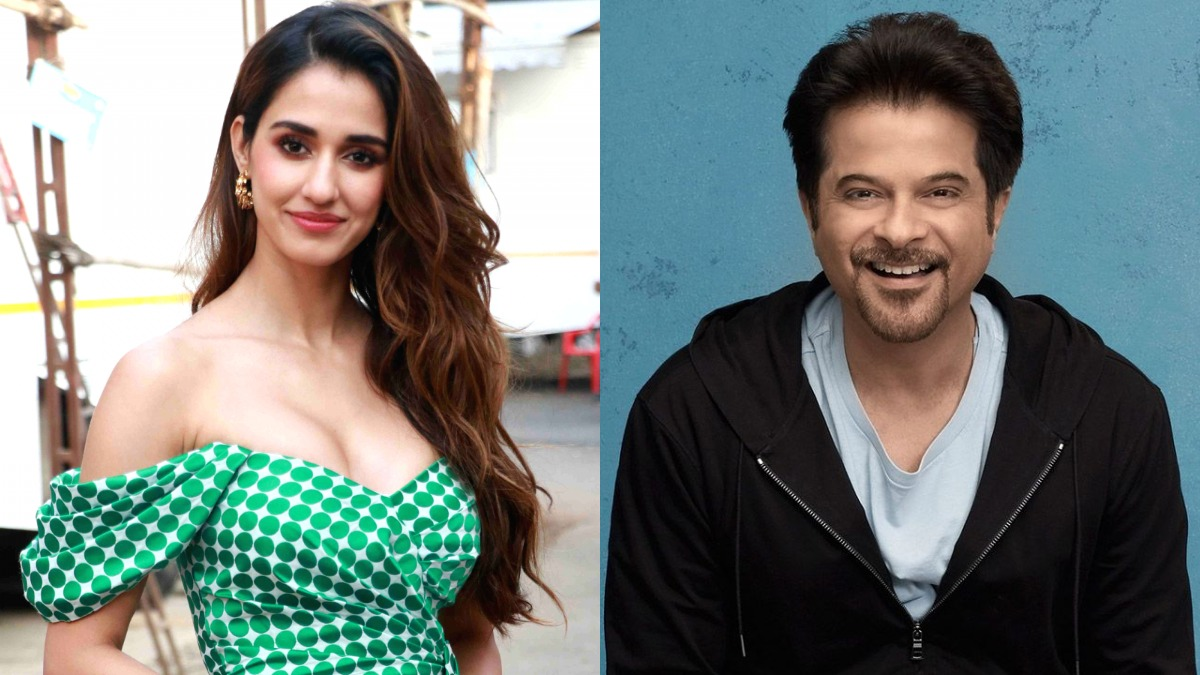 Disha Patani On Malang Co Star Anil Kapoor My Mr India Still Looks The Same Celebrities News India Tv