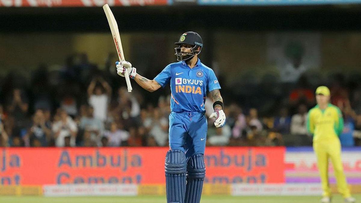 IND vs AUS: Virat Kohli creates big record, becomes fastest to complete 22000 international runs