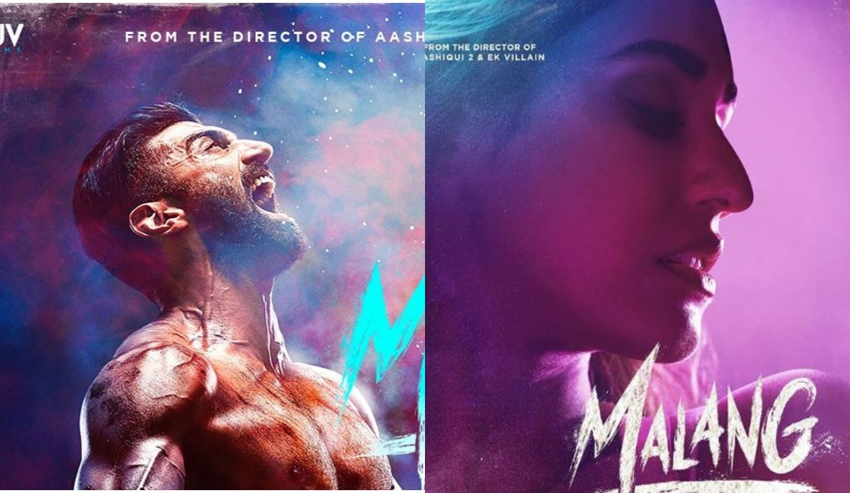 Aditya Roy Kapur Disha Patani Anil Kapoor Unleash Their Madness In First Look Posters Of Malang Bollywood News India Tv