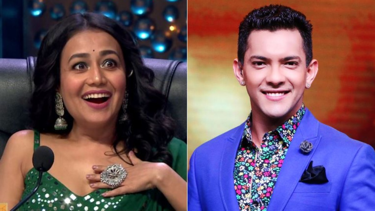 Have You Seen Neha Kakkar And Aditya Narayan S Wedding Card Yet Tv News India Tv