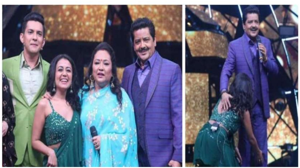 Here S How Udit Narayan Reacted To Son Aditya Narayan And Neha Kakkar S Marriage Rumours Celebrities News India Tv