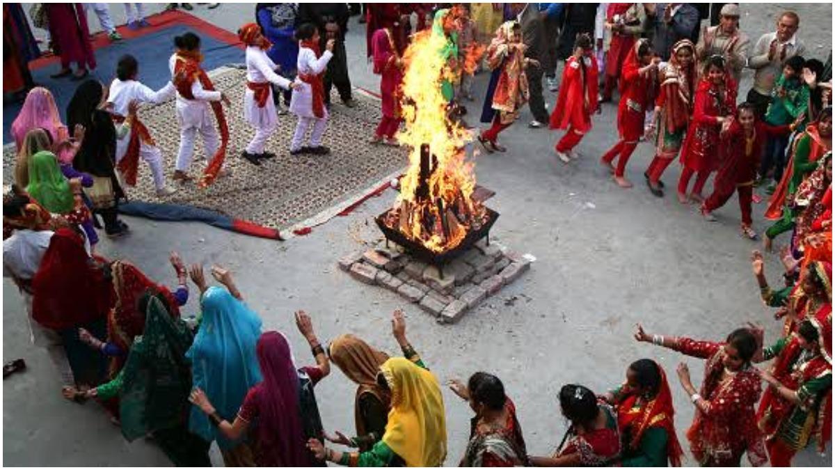 Lohri Festival of Punjab