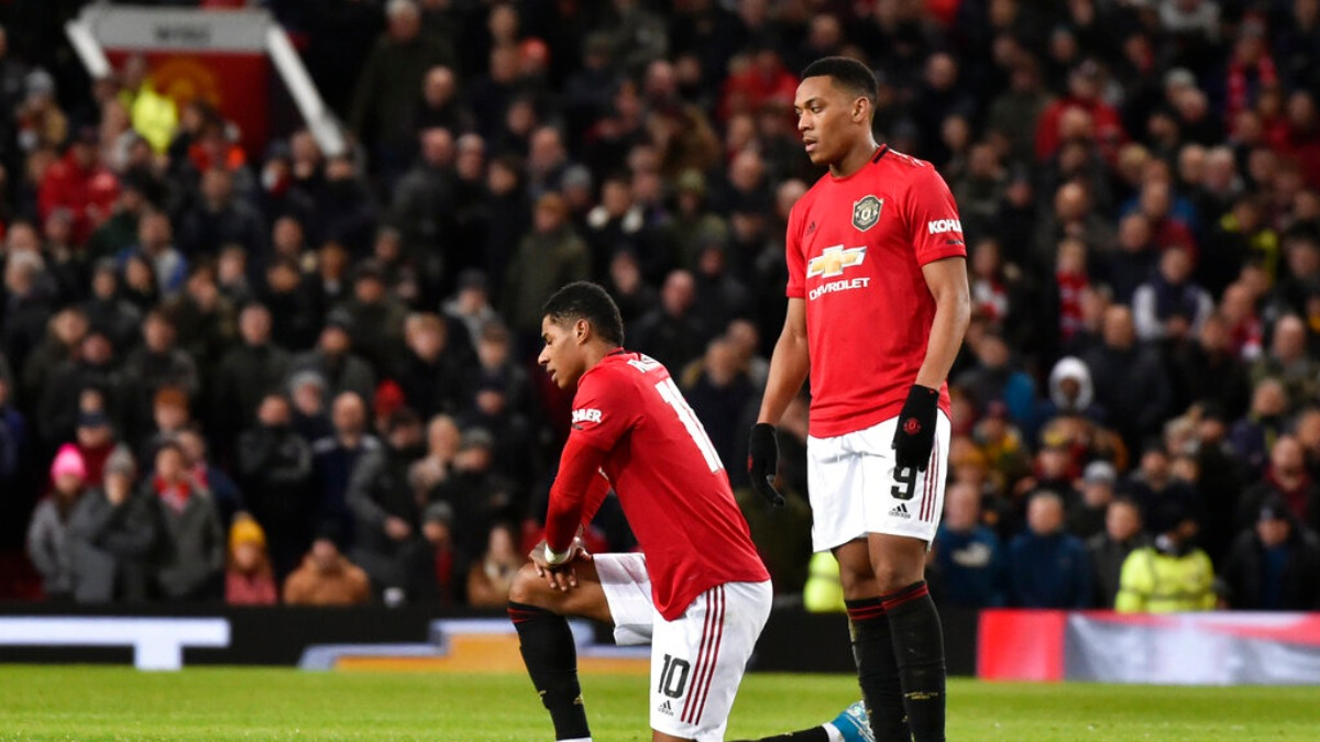Fa Cup Manchester United Knock Wolves Out But Rashford Faces Injury Scare Football News India Tv