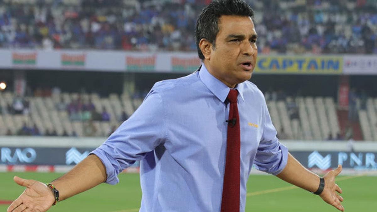 """Sanjay Manjrekar says """"Coming into such a situation, at this stage if his career is truly a sign of his greatness"""" in IPL 2021"""