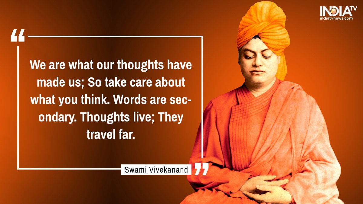 10 Most Inspirational and Motivated Vivekananda Quotes in English