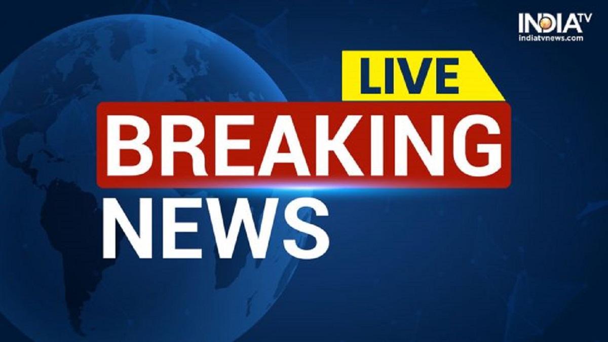 Breaking news on February 26 | India News – India TV