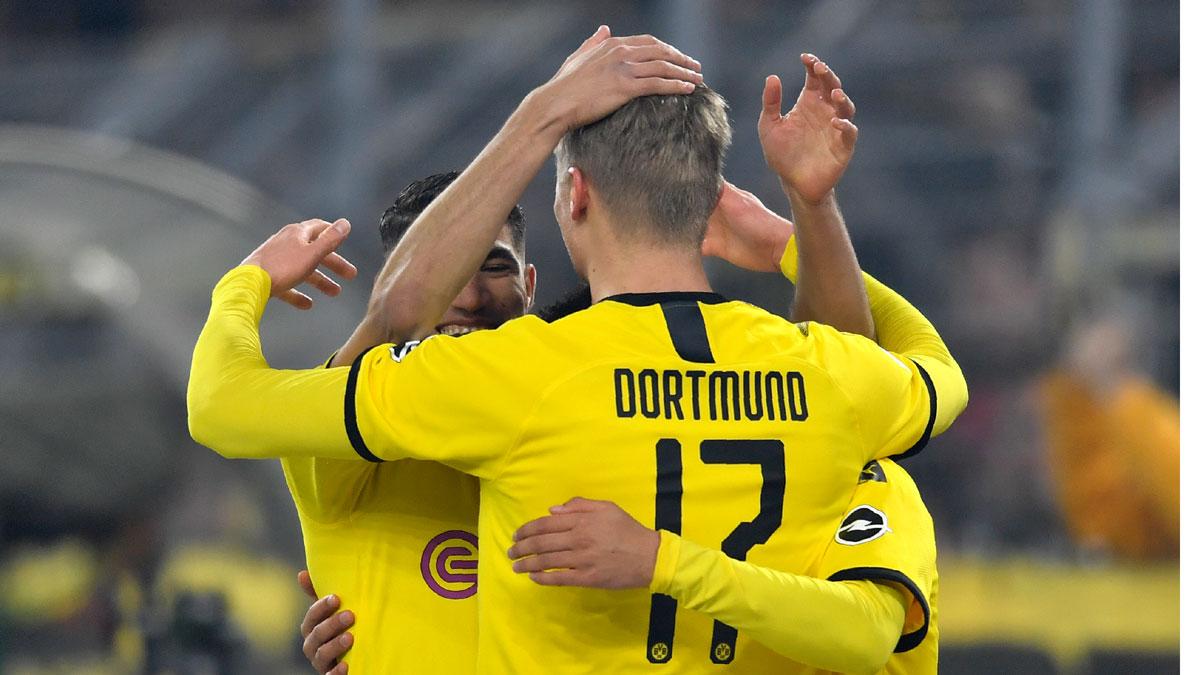Borussia Dortmund Beauty Case Calcio Sport e tempo libero ...
