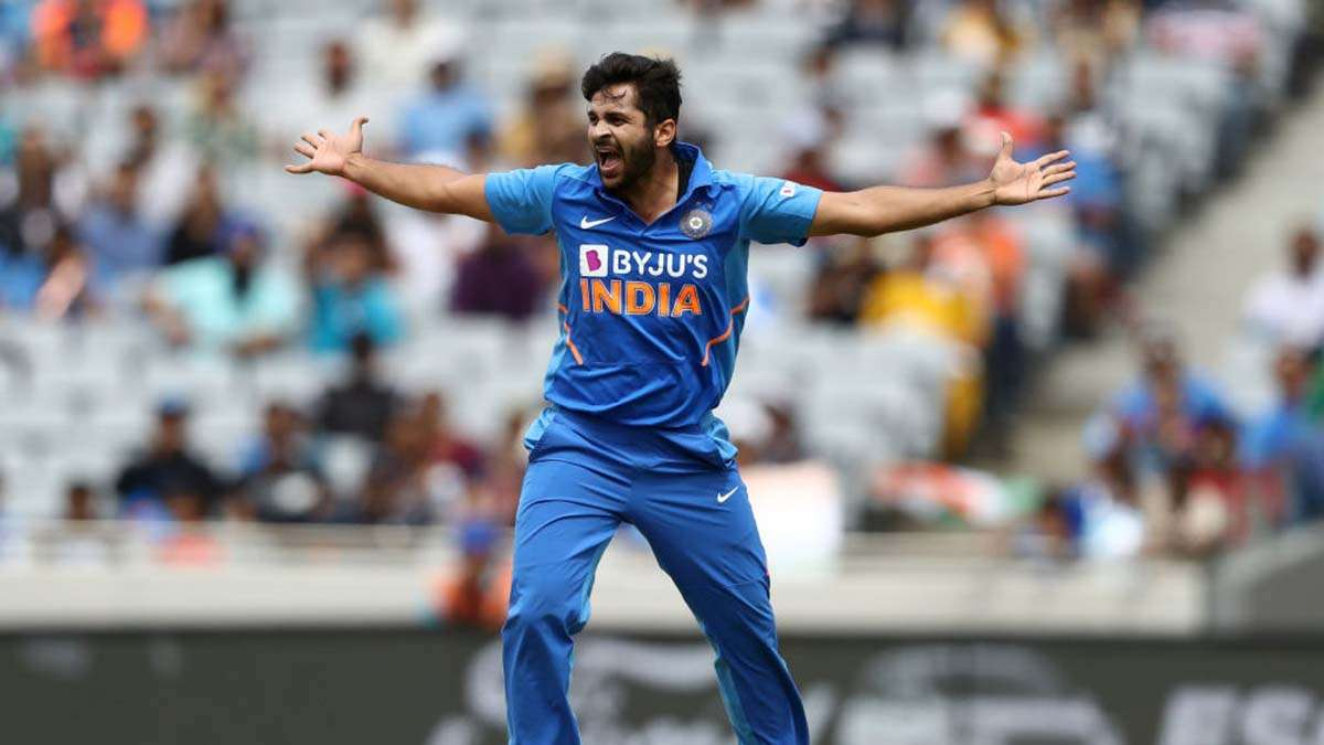 It Was Like Starting Afresh Shardul Thakur Returns To Training After More Than Two Months Cricket News India Tv