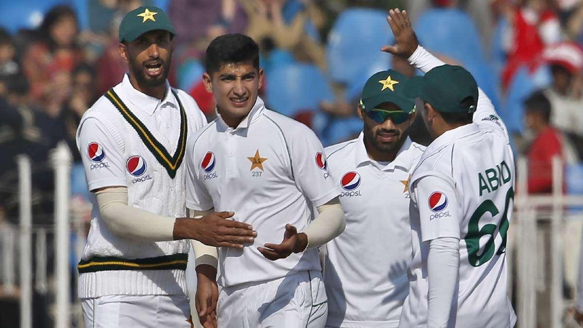 PAK vs BAN: Naseem Shah becomes first Pakistan bowler to take Test ...