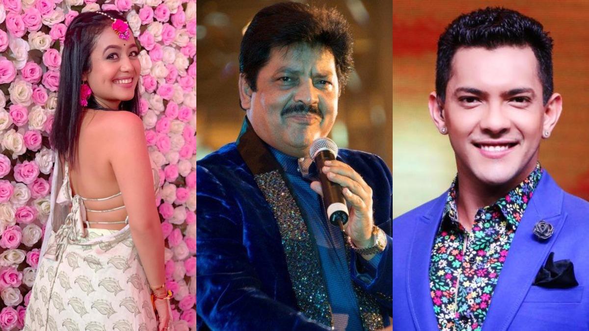 Neha Kakkar Aditya Narayan To Get Married In Real Udit Narayan Has Something To Say Tv News India Tv