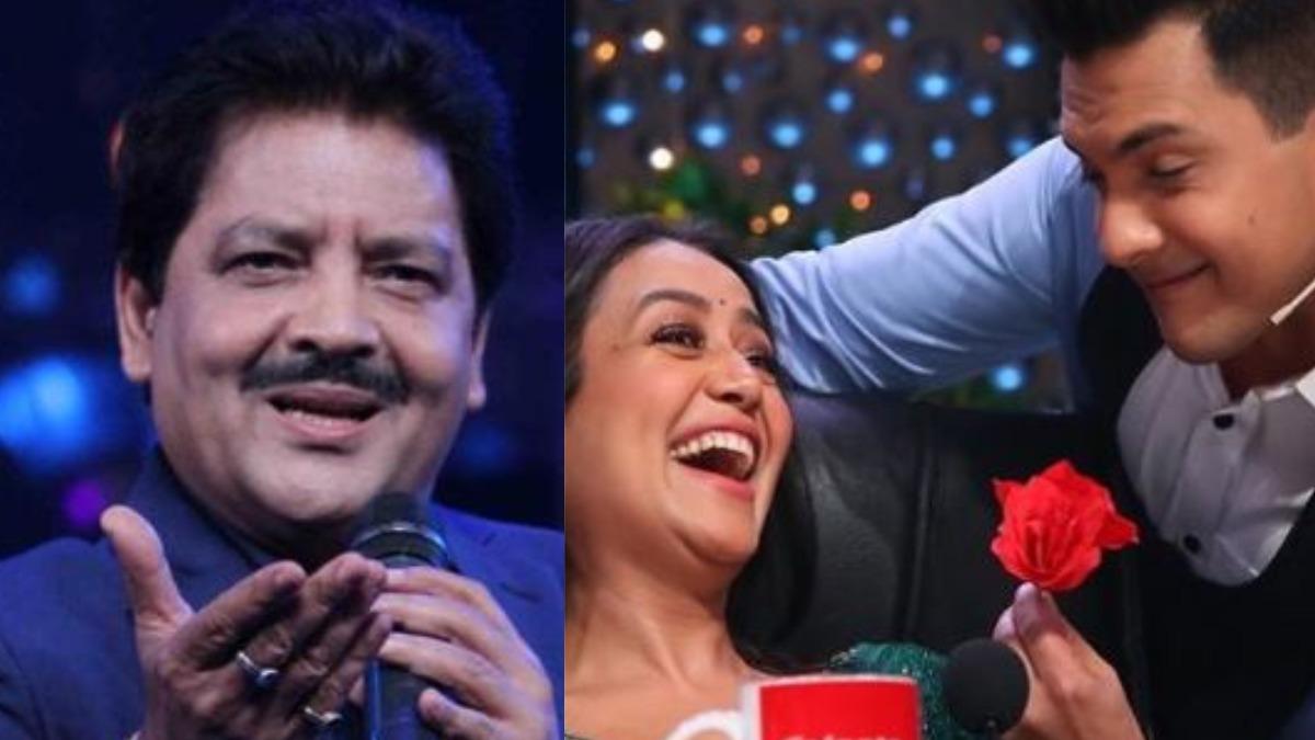 Neha Kakkar Getting Married To Aditya On Indian Idol 11 Udit Narayan Finally Reveals The Truth Celebrities News India Tv